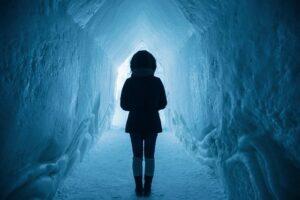 Valoa tunnelin päässä